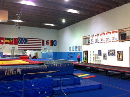 Gymnastics Camp Flyer Our 2015 Summer Camp Flyer is